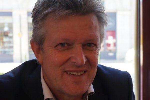 Philippe Loiseau conduira la tête de liste FN pour les élections régionales des 6 et 13 décembre 2015 en Centre-Val de Loire