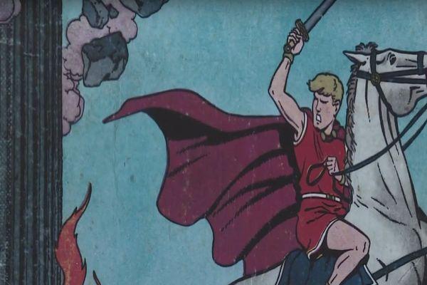 La série de bande dessinée écrite et dessinée par Jacques Martin est née en 1948.