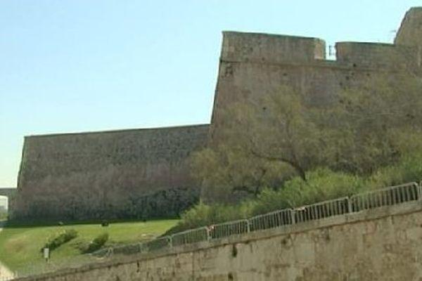 Résistants et artistes ont été détenus dans ce fort