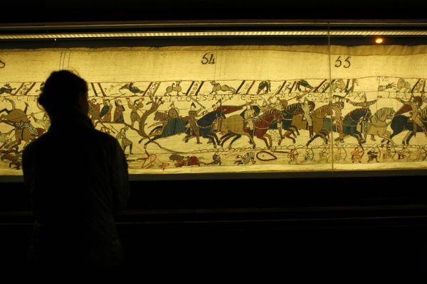 La tapisserie de Bayeux s'offre un lifting avant son voyage en Angleterre ?