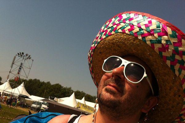 Chapeau, lunettes et crème solaire, pass obligatoire pour ces Eurockéennes 2015