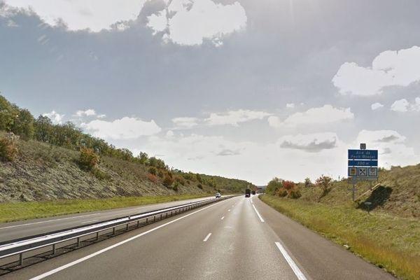 L'accident s'est produit peu avant l'aire de Pech Montat, entre Corrèze et Lot. Photo d'illustration.