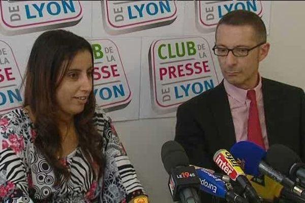 Lors de la conférence de presse ce mercredi 10/09/2014