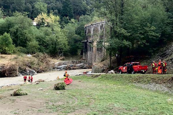La voiture a été repérée par les pompiers dans l'Hérault, elle a été retrouvée vide.