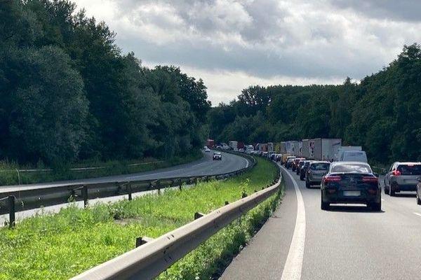 Des travaux de chaussée débutent sur l'A23 secteur de Valenciennes.