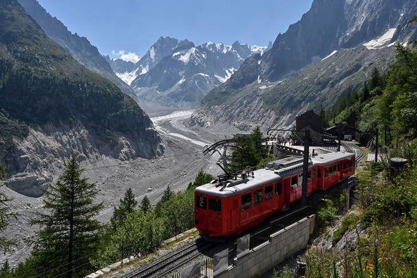 Le petit train à crémaillère va pouvoir repartir dès jeudi après un important déraillement survenu dimanche.