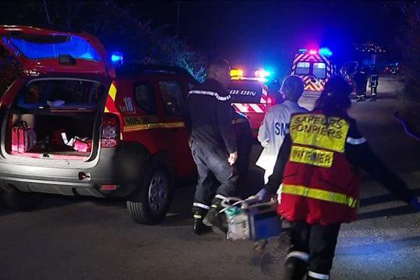 L'accident est survenu sur un chantier naval à Loupian, dans l'Hérault