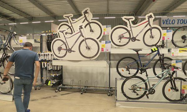 Tous les modèles ne sont pas disponibles en raison des tensions sur le marché du vélo. La gestion des stocks devient primordiale
