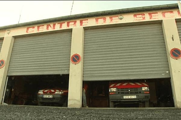 Le centre de secours de Landelles-et-Coupigny est l'un des six centres condamnés dans le Calvados