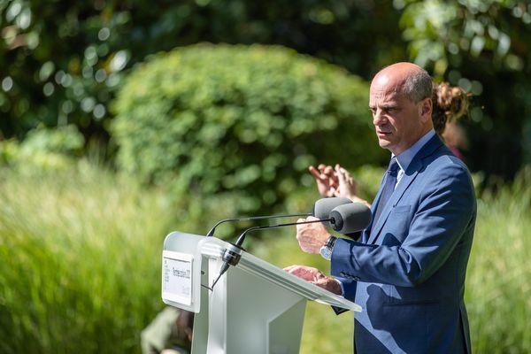 Jean-Michel Blanquer, ministre de l'Education, est attendu à Châteauroux ce 1er septembre. Photo d'illustration