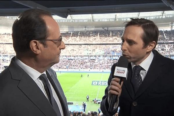 François Hollande, nouvel agent de Gaëtan Germain ?