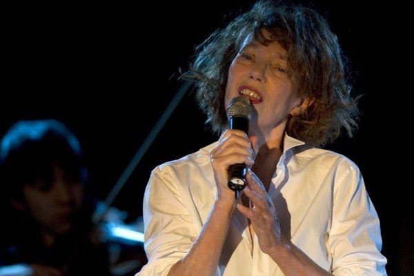 Jane Birkin en concert à Tel Aviv en janvier dernier