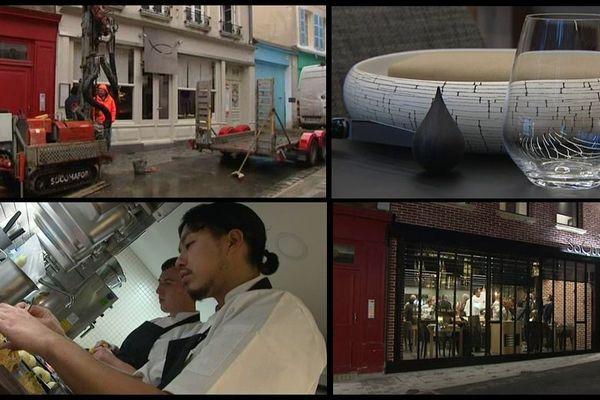 Le seul restaurant doublement étoilé de Normandie rouvre ses portes ce jeudi 20 octobre après 8 mois de travaux