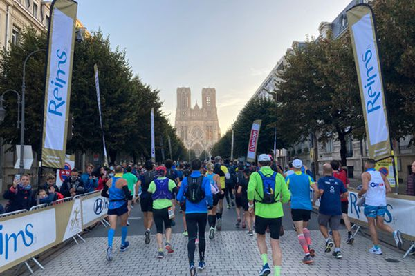 Le retour du marathon mythique dans la ville des Sacres.