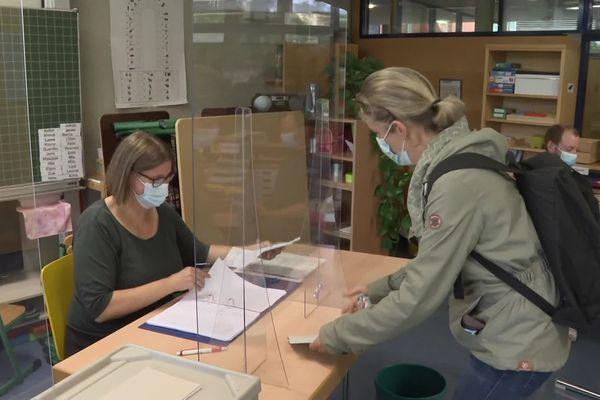 Les bureaux de vote allemands  sont ouverts depuis 8h ce dimanche 26 septembre.