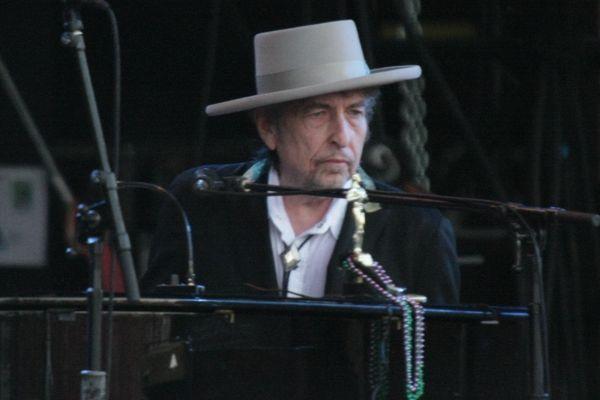 Bob Dylan, ce soir, sur scène...