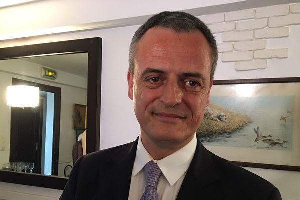 Xavier Dateu sera bien candidat au fauteuil de maire de Tours