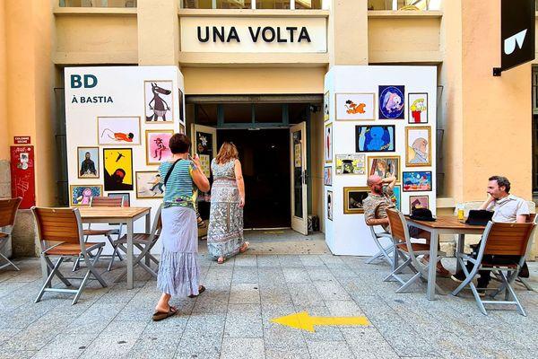 Centre culturel Una Volta, Bastia
