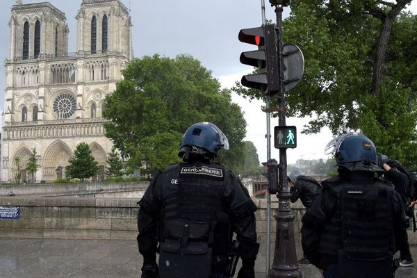 Cinq femmes devant les assises de Paris à partir de lundi pour avoir tenté de commettre un attentat près de Notre-Dame en septembre 2016. (Photo d'illustration)