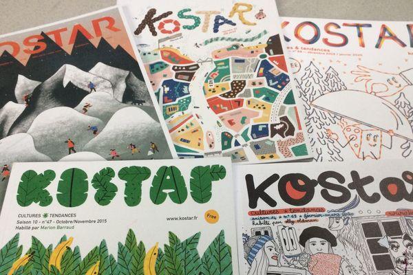 Kostar la revue cultures et tendances du Grand Ouest