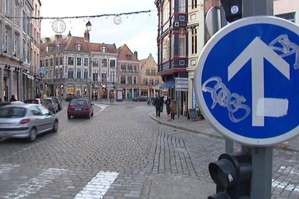 Nouveau plan de circulation à Lille à partir de fin août : il va falloir s'habituer !