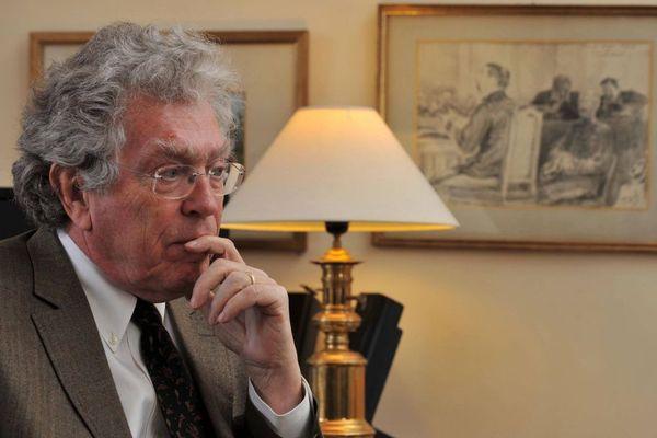 Pierre Joxe en 2010