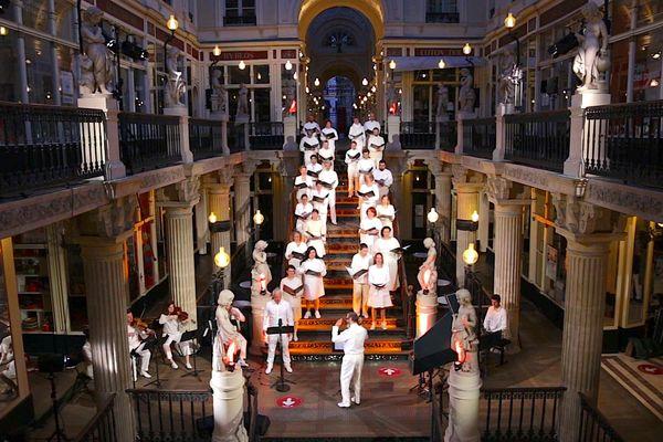 Nantes-Angers-Opéra ouvre la fête de la musique 2020 avec l'Hymne au soleil de rameau diffusé en ligne au lever du jour