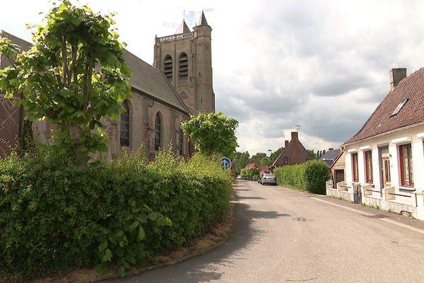 Le village de Rubrouck