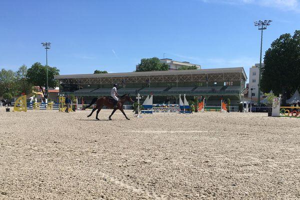 A Vichy, le stade équestre de Sichon se modernise pour accueillir plus de compétitions, dans des conditions optimales.