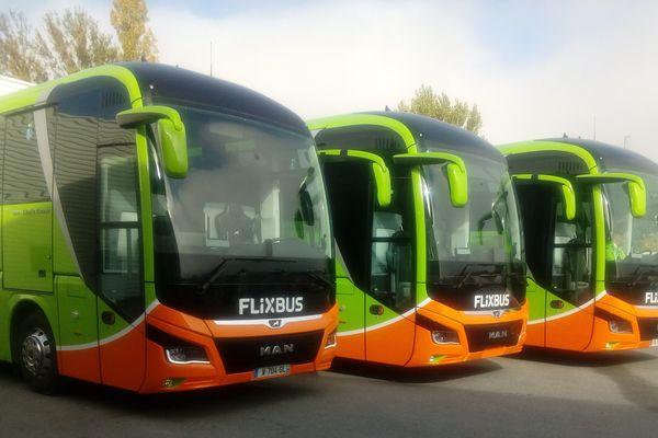 La compagnie FlixBus annonce le redémarrage de l'ensemble de sa flotte vendredi 7 mai.
