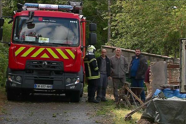 Les sapeurs-pompiers sont essentiellement intervenus pour des chutes de branches d'arbres