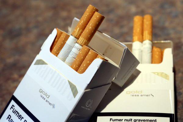 1 600 cartouches de cigarettes saisies par les douaniers à Ancenis