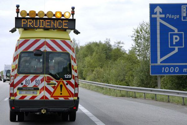 Illustration : autoroute A10