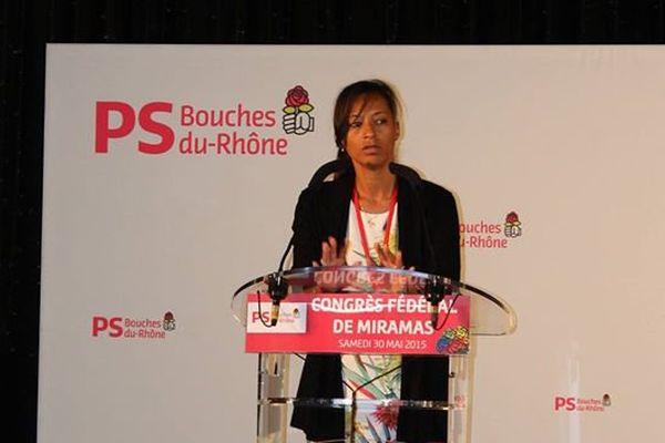 """Sylvie Lyons-Noguier dénonce une """"clause non respectée"""" par Manuel Valls."""