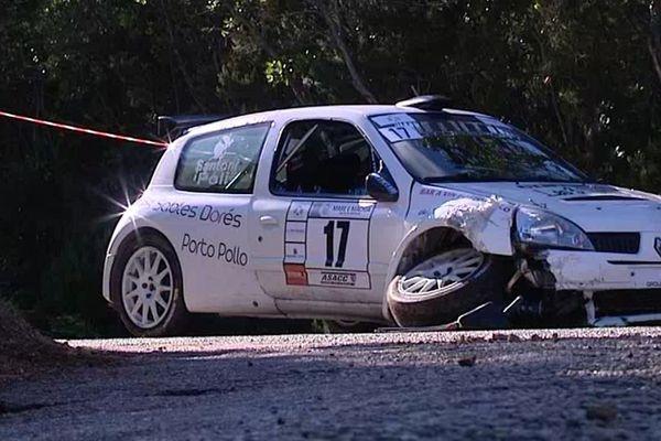 12/11/16  - Un photographe a été tué, percuté par un concurrent sur le rallye Mare è machja, en Corse du Sud