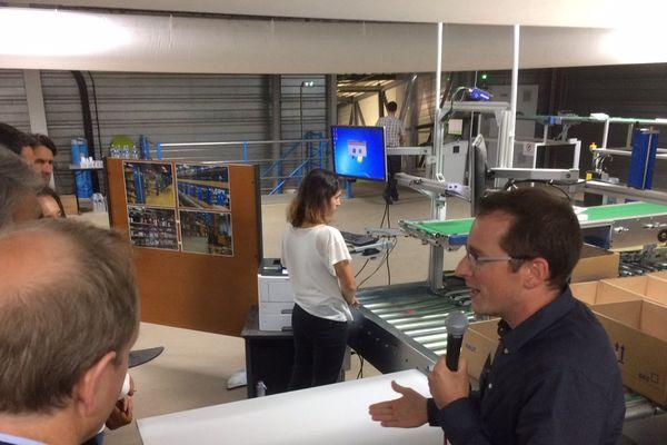 Loiret : une première mondiale dans le milieu de l'imprimerie