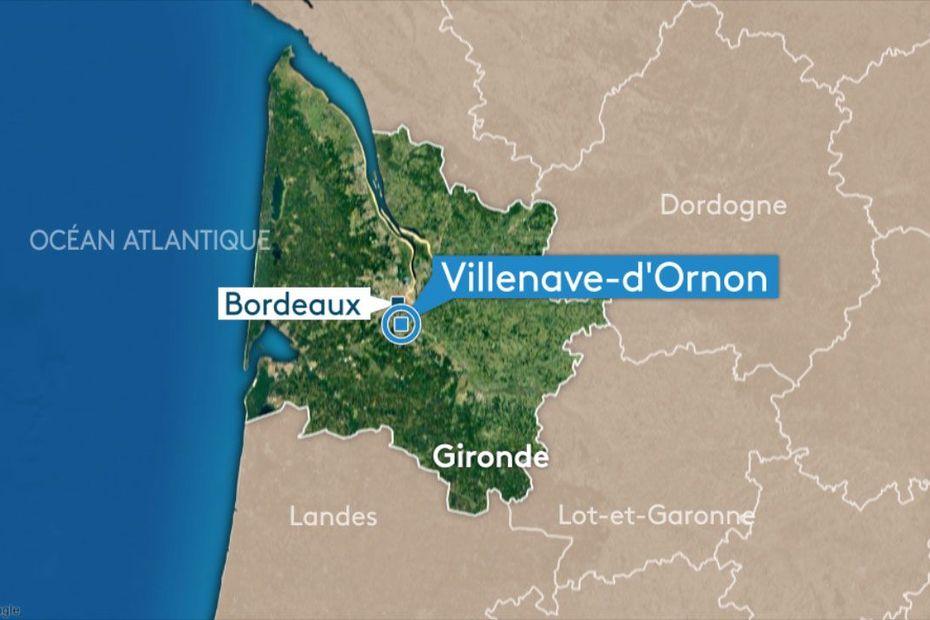Gironde : un incendie dans un camp de Roms à Villenave d'Ornon