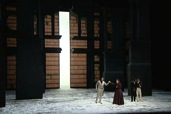 """Au total, 13 000 places ont été vendues sur l'ensemble des représentations des quatre opéras du """"Ring"""" de Richard Wagner à l'affiche du 5 au 15 octobre 2013 à Dijon."""