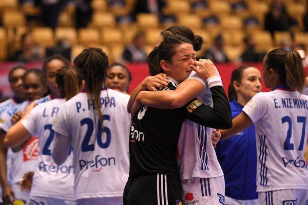 L'équipe de France féminine de handball s'incline face à la Norvège en finale de l'Euro 2020.