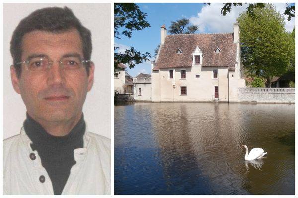 Xavier Dupont de Ligonnès, soupçonné d'avoir assassiné sa famille, aurait été aperçu par un témoin dans l'abbaye Saint-Michel-en-Brenne