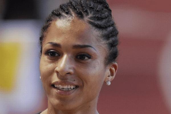 Floria Guei a obtenu la 4e place qualificative de sa série (image d'archives).