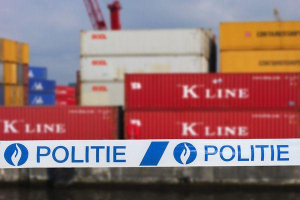 Le port d'Anvers est l'une des plaques tournantes du trafic de cocaïne en Europe (photo de 2013).