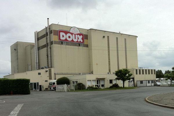 L'usine Doux à Laval