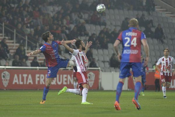 L2/12e journée: l'AC Ajaccio conforte sa deuxième place en battant le Gazelec