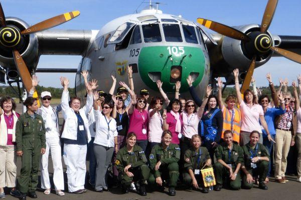 L'Association Française des Femmes Pilotes est composée de femmes modernes, femmes pilotes privées ou professionnelles et femmes de l'Air, partageant une même passion.