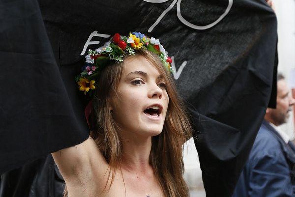 Oksana Chatchko avait 31 ans. L'ex membre des Femen s'est suicidée lundi 23 juillet dans son appartement parisien.