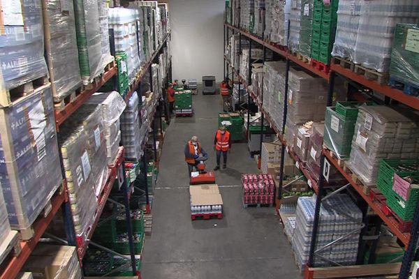La Banque alimentaire de Savoie s'apprête à lancer sa collecte de novembre alors que ses stocks de denrées sont au plus bas.