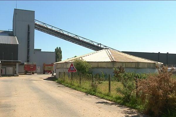 L'usine de traitement des algues vertes a rouvert mercredi, après deux semaines de fermeture