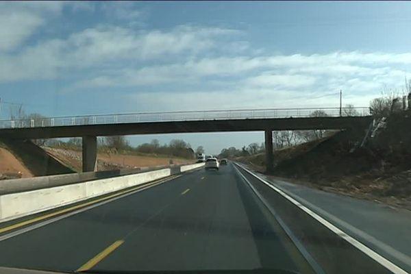 L'A13 va être fermée entre Pont-l'Évêque et Dozulé.