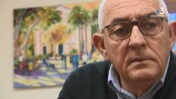 Jean-Joseph Allegrini-Simonetti, maire sortant de l'Ile-Rousse